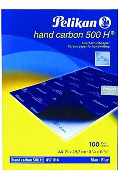 Pelikan Karbon Kağıdı - Kopya Kağıdı - A4 Boyut - 100 Lü Paket - Mavi