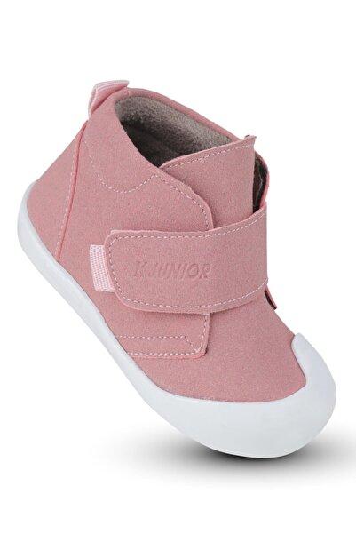 KAPTAN JUNIOR Ilkadım Kız Bebek Çocuk Ortopedik Ayakkabı Bot