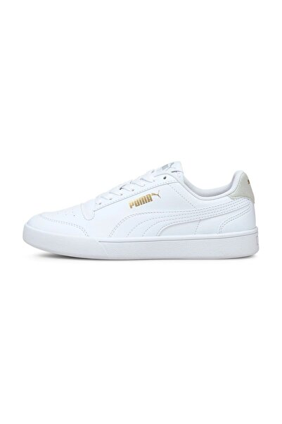 Puma Shuffle Jr Beyaz Günlük Ayakkabı - 37568801