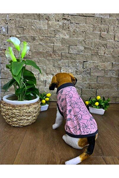Buddy Store Kedi Köpek Kıyafeti Organik Kumaş Model Pembe Sonpy