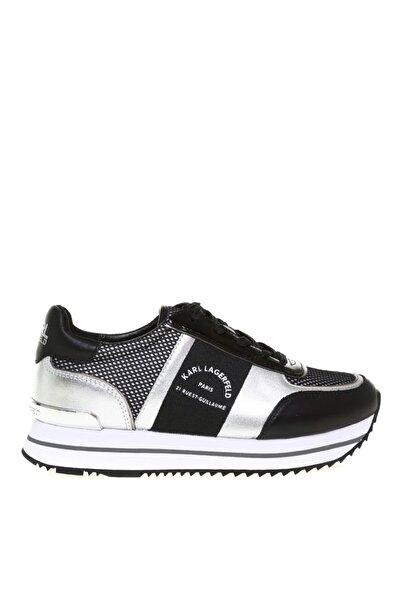 Karl Lagerfeld Kadın Gümüş Velocita Iı Maison Karl Sneaker