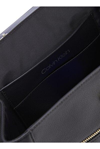 Calvin Klein K60k607924bax Siyah Kadın Sırt Çantası