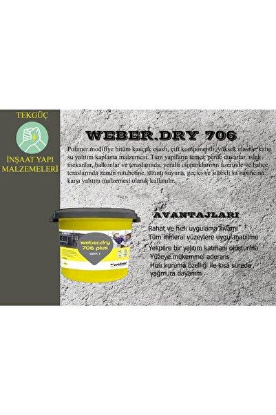 WEBER Dry 706 Plus Su Yalıtım Malzemesi 32 Kg