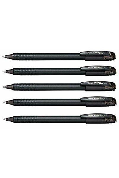 Pentel Energel 0.7 Mm Likit Roller - Siyah