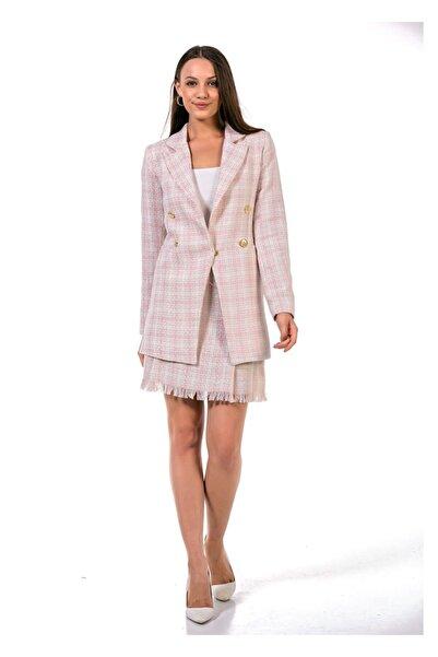 TIFFANY&TOMATO Chanel Düğmeli Ceket