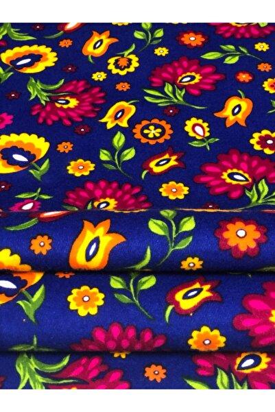 Kumaş Kervanı % 100 Doğal Pamuk Divitin Desenli Pazen Kumaş (tek En 90 Cm) Elbiselik Desenli Pazen