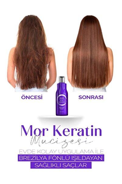 818 cosmetics Profossional Brezilya Mor Krem Keratin, Saç Botox Uygulaması (brezilya Fönü )