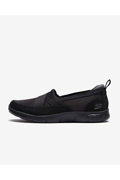 SKECHERS Kadın Siyah Günlük Ayakkabı