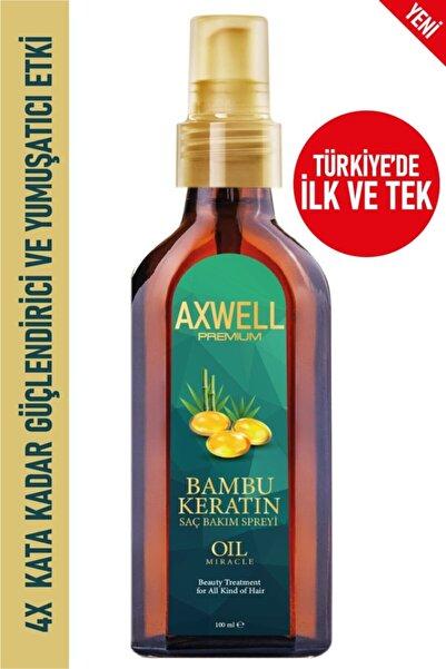 AXWELL Premium Bambu& Keratin Saç Bakım Spreyi- 100ml