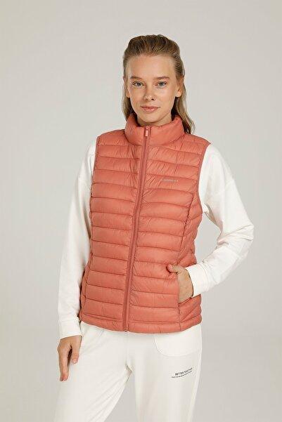 lumberjack Basıc Vest 1pr Terracota Kadın Yelek
