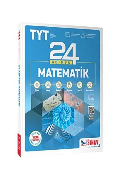 Sınav Yayınları Tyt 24 Adımda Matematik Konu Anlatımlı Soru Bankası Yeni