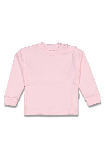 Nayinom Bebek Düz Kışlık Sweatshirt %100 Pamuk