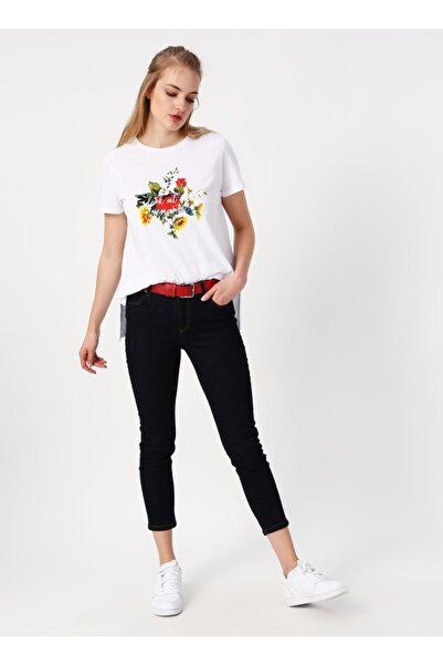 LİMON COMPANY Limon Beyaz T-shirt