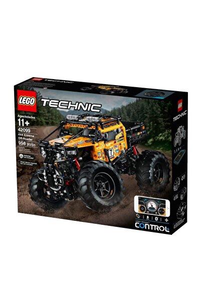 LEGO Technic Rc X-treme Arazi Aracı 4 X 4