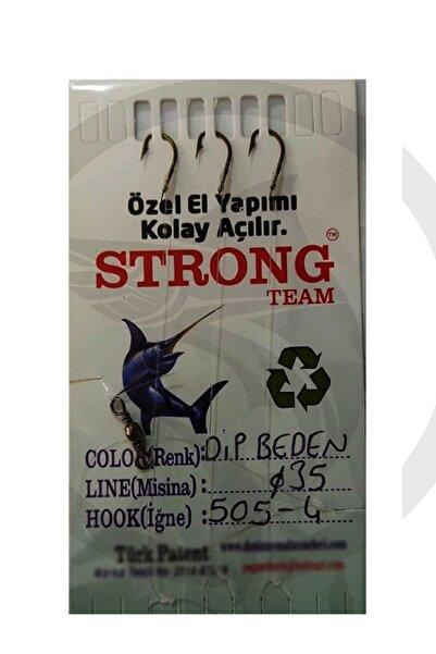 Strong 3 Lü Hazır Takım 505 No:4