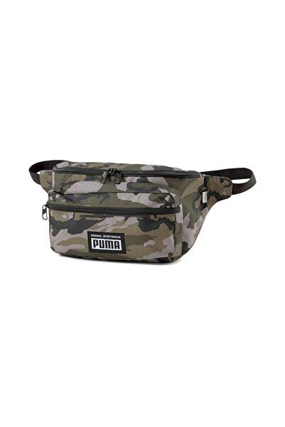 Puma Academy Waist Bag Bel Çantası Kamuflaj
