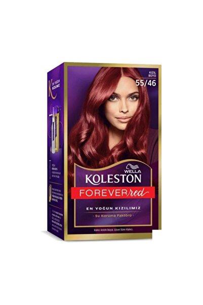 Koleston Kızıl Büyü Set Boya 55/46 Saç Boyası