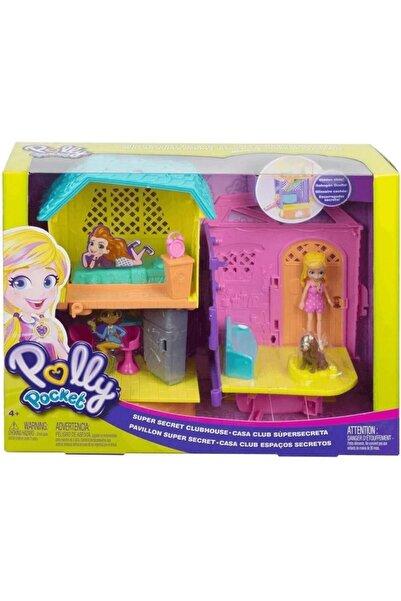 Polly Pocket Eğlence Dolu 2 Katlı Evi