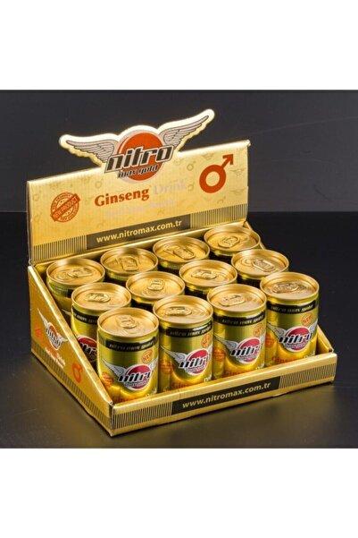 Nitromax Gold Içecek 150 Ml 12 Adet Hediyeli