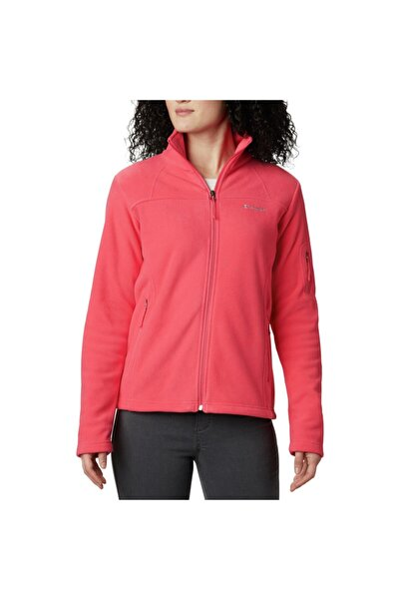 Columbia Fast Trek Iı Jacket Kadın Kırmızı Outdoor Polar El6081-673