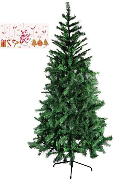 BeySüS Yılbaşı Çam Ağacı Sticker Hediyeli 180 cm 580 Dal