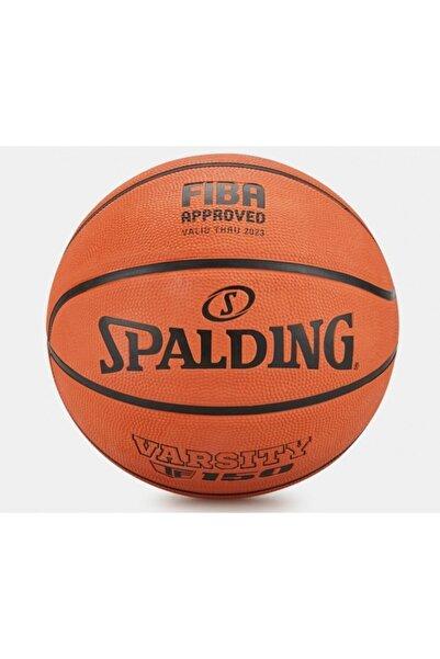 SPALDING Tf-150 Basketbol Topu Varsity Size 7 Fiba Approved Onaylı