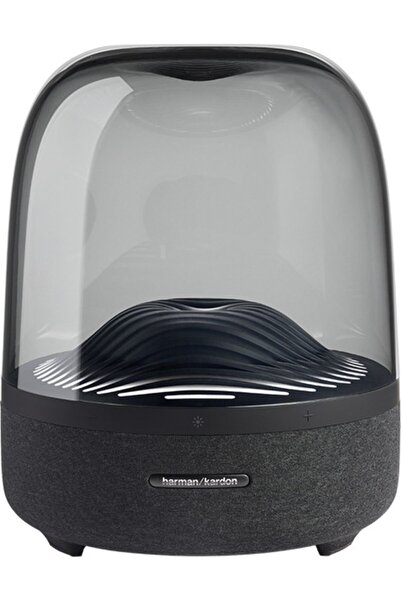 Harman Kardon Aurastudio 3 360 Derece Ses Ve Ikonik Tasarım Bluetooth Hoparlör Siyah