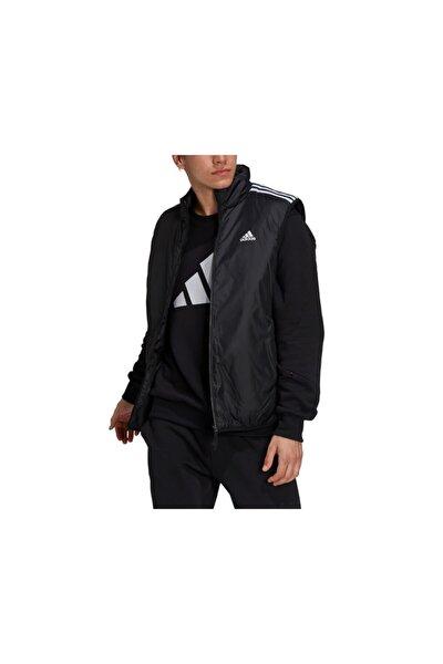 adidas Ess Ins Vest Erkek Oudoor Yelek Gt9151 Siyah