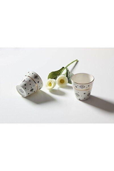 Porland Ruby Veni Vidi 2'li Mini Kahve Yanı Bardağı 80cc