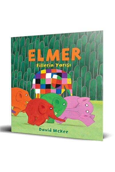 Mikado Yayınları Elmer Fillerin Yarışı