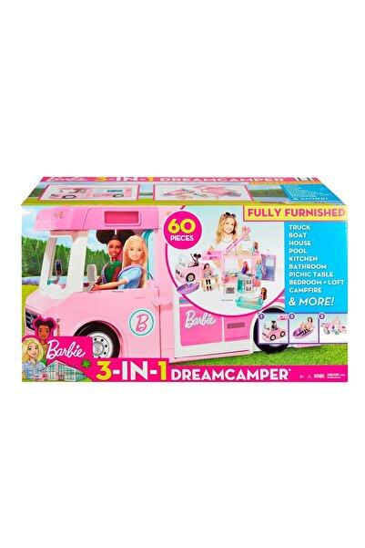 Barbie 'nin Üçü Bir Arada Rüya Karavanı