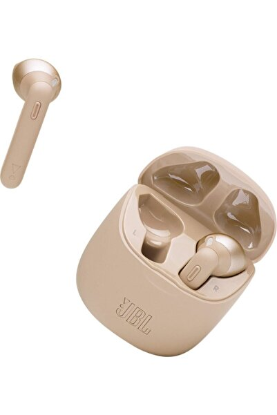JBL T225 Tws Kablosuz Kulak Içi Bluetooth Kulaklık – Gold