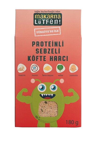 Makarna Lütfen Proteinli Ve Sebzeli Köfte Harcı