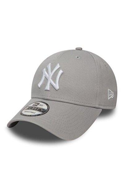 NEW ERA Unisex Gri Şapka