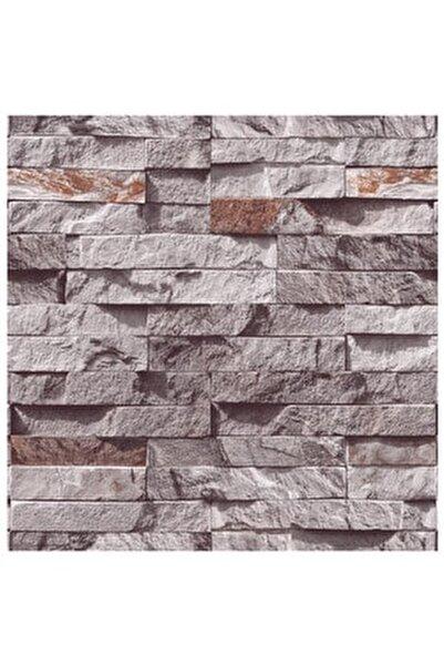 9350 3 Boyutlu Kültür Taş Desenli Duvar Kağıdı