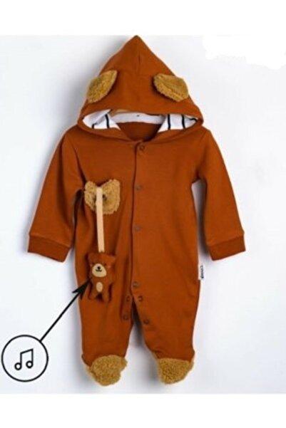 Bebe K Ayıcıklı Oyuncaklı Tulum Takım