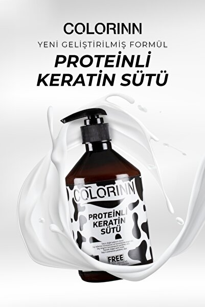 Colorinn 500 ml Proteinli Keratin Sütü