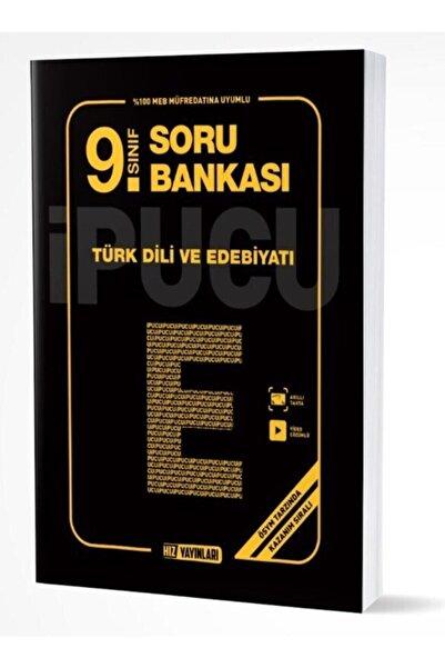 Hız Yayınları 9. Sınıf Türk Dili Ve Edebiyatı Soru Bankası