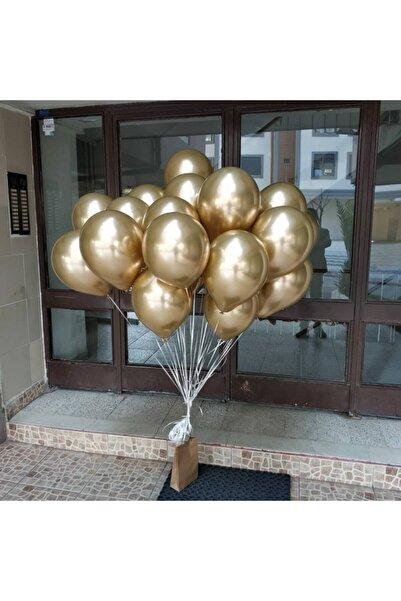 Kalisan Gold Krom Balon (AYNALI BALON) 10 Adet