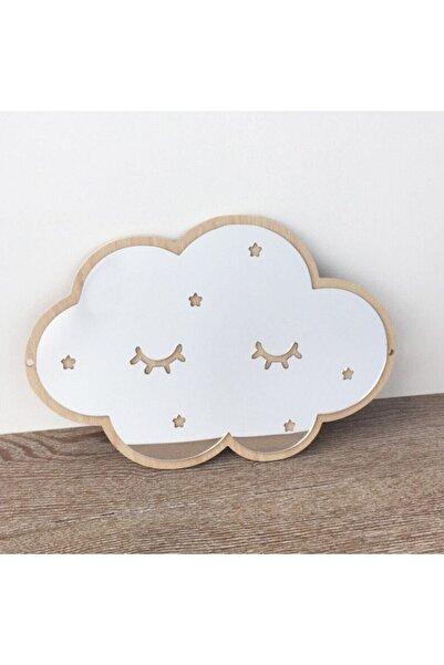 Sese Concept Çocuk Odası Cloud Aynalı Pleksi Duvar Dekor