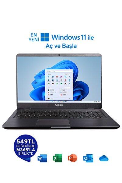 Casper Nirvana S500.1021-8v00t-s-f Intel 10.nesil I5-10210u 8gb Ram 500gb Nvme Ssd Windows 11