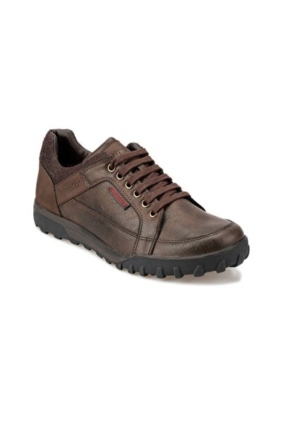 Kinetix Jack 9pr Kahverengi Kışlık Erkek Ayakkabı