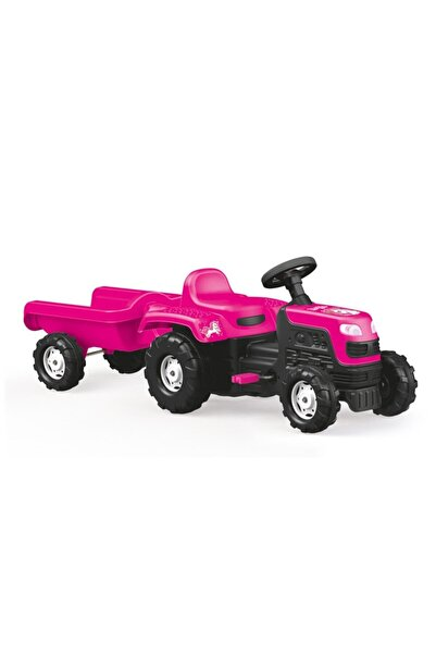 DOLU OYUNCAK Dolu Unicorn Römorklu Traktör Pedallı 2508