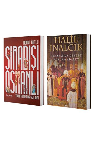 Kronik Kitap Sıradışı Osmanlı - Osmanlı'da Devlet, Hukuk Ve Adalet
