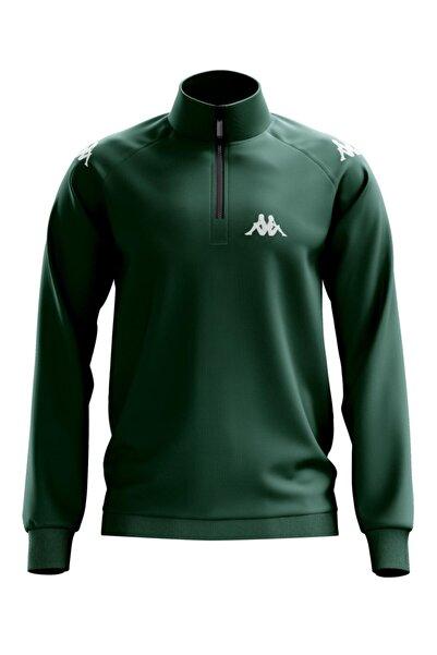 Kappa Y.fer.sw-shirt Acu K.yeşil