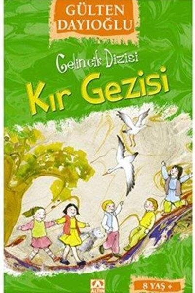Altın Yayınları Gelincik Dizis-5 Kır Gezisi   Gülten Dayıoğlu  