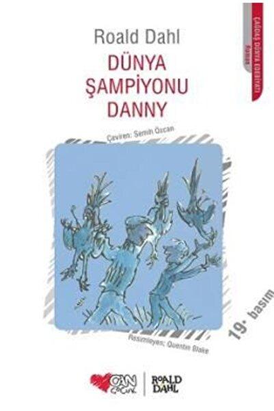 Can Yayınları Dünya Şampiyonu Danny | Roald Dahl | Can Çocuk Yayınları