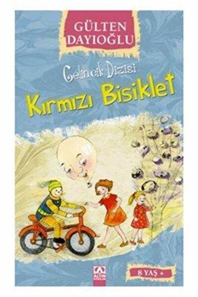 Altın Yayınları Gelincik Dizis-6 Kırmızı Bisiklet   Gülten Dayıoğlu  