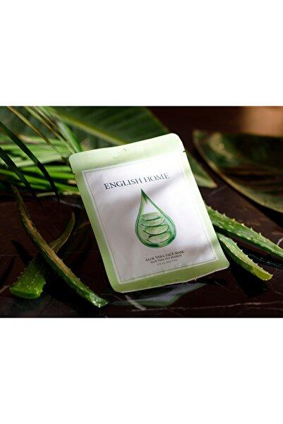 English Home Aloe Vera Maske 25 Ml Yeşil