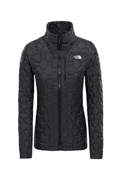 THE NORTH FACE Kadın Siyah Impendor Thermoball Hybrid Mont